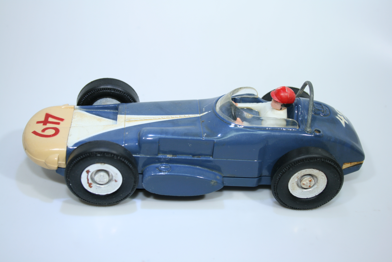 139 Offenhauser Willard Battery Spl 1963  Marx  22940 Set 1964