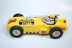 2665 Offenhauser 1963 Marx 22940 Set 1964 Relivery