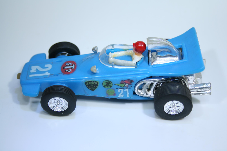 1159 Formula 500 1970 Lincoln Max Rev Set Car