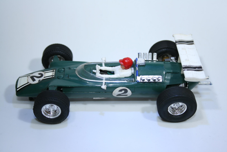 117 Europa Vee Scalextric C5 1969-71 Boxed