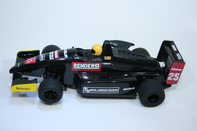 1215 Dallara F395 1997 T Verbergt Carrera 71456 Boxed