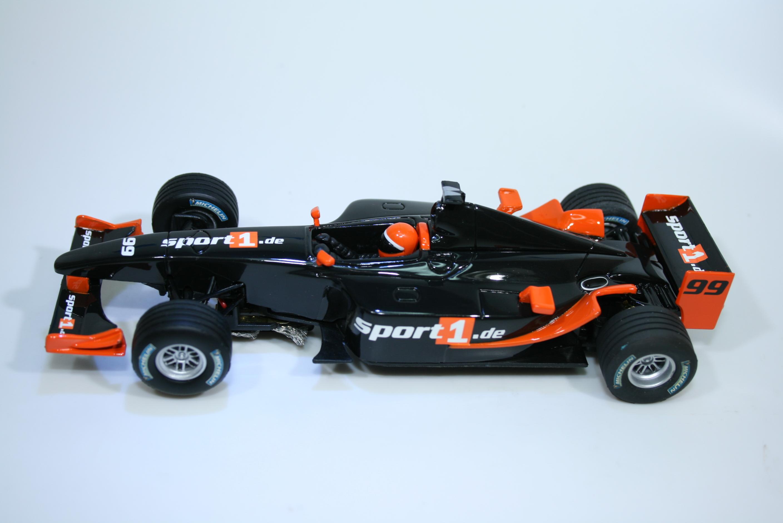 1437 Carrera 27116 Sport1.de Team F1 Car Boxed