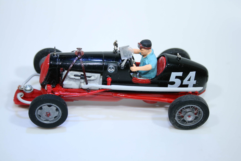 """1612 Ford """"La Negrita"""" 1947 J M Fangio VSC 002 2020 Boxed"""