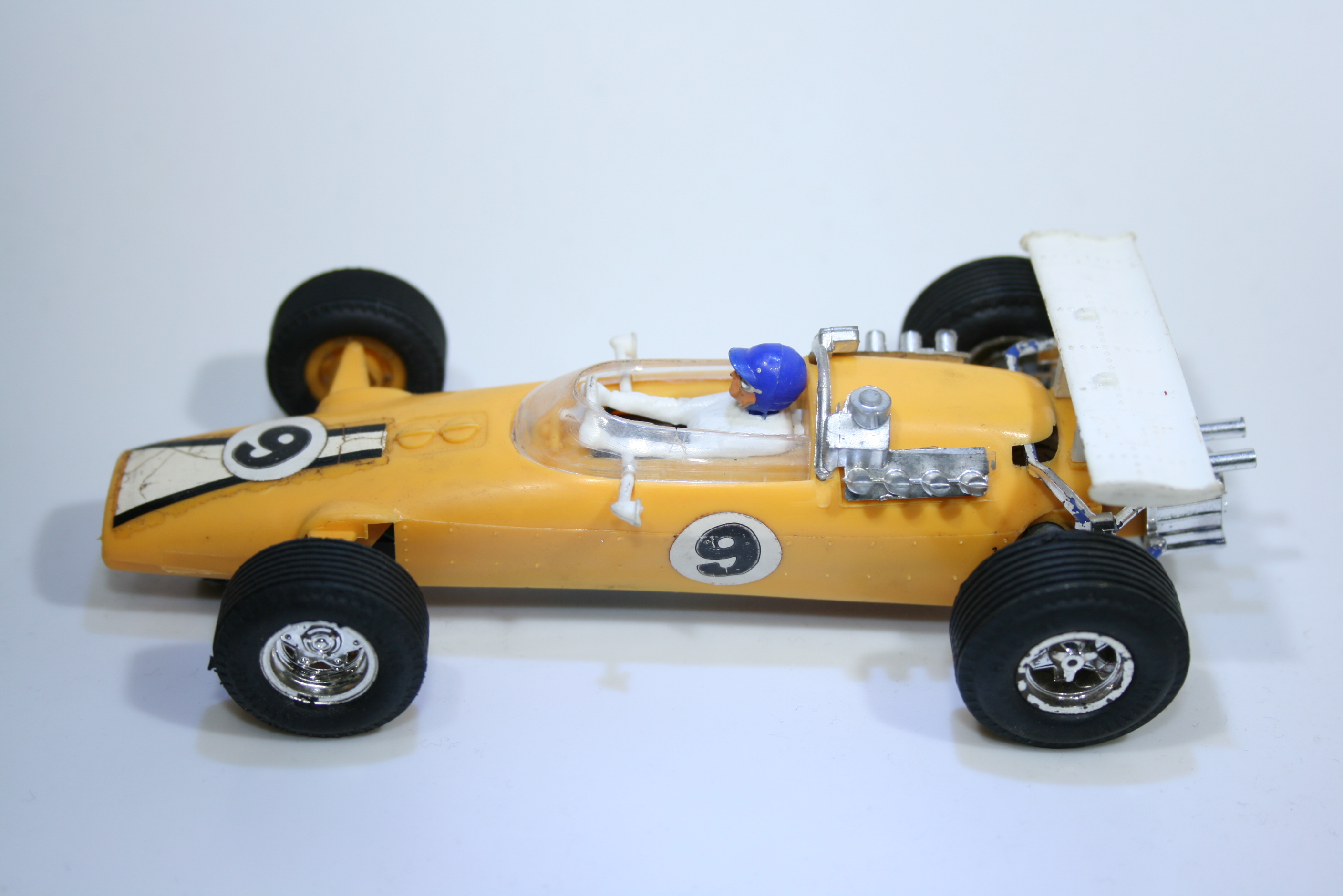 289 Panther GP Special Scalextric C6 1969-71