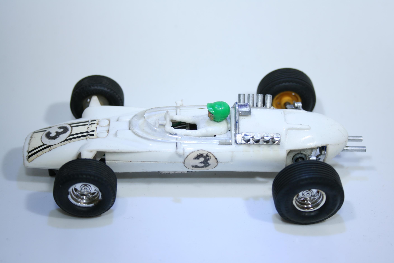 521 Europa Vee Scalextric C5 1971
