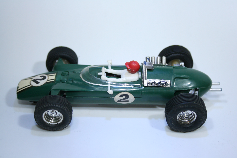628 Europa Vee Scalextric C5 1971