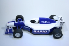 217 Scalextric Team Car Rapid Minolta C2441 2003 Boxed