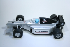 256 Scalextric Team Car Firestone C2318 2000-2003