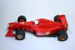 257 Scalextric Team Car Helix  C2319 2000-2001
