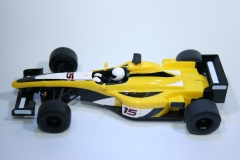 843 Ninco Team Car 50696 2014 Boxed