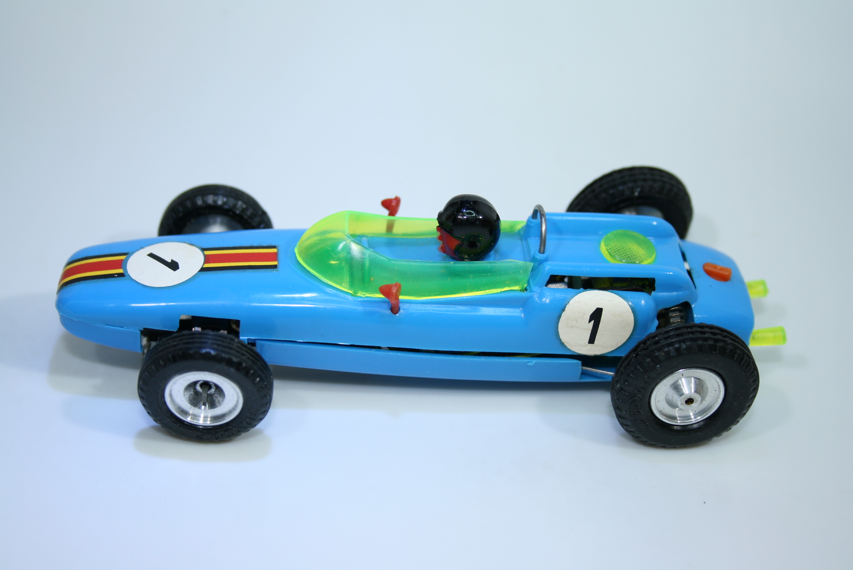 1277 Porsche F1 804 1962 D Gurney Miniamil