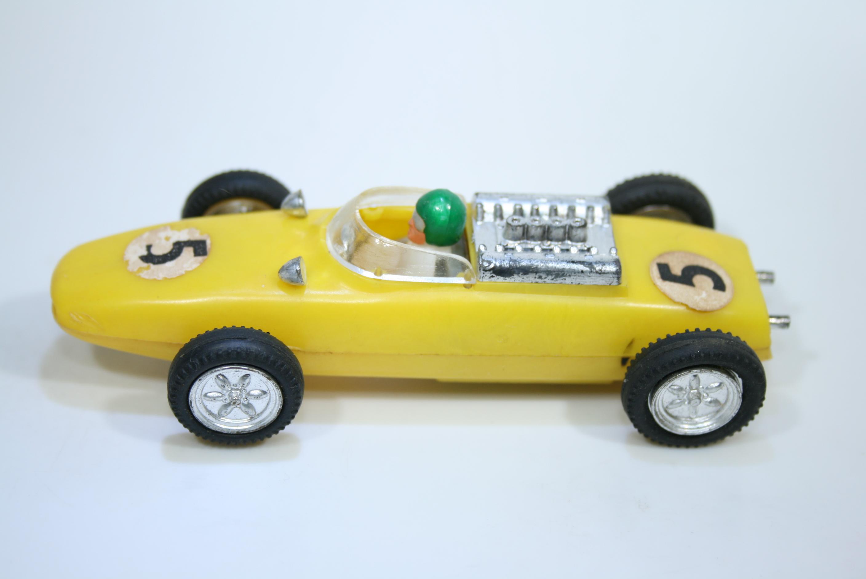 1595 Porsche F1 804 1962 D Gurney Cragstan 1962