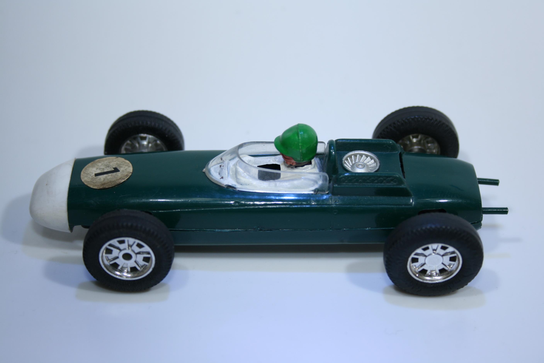 629 Porsche F1 804 1962 D Gurney Scalextric C73 1964