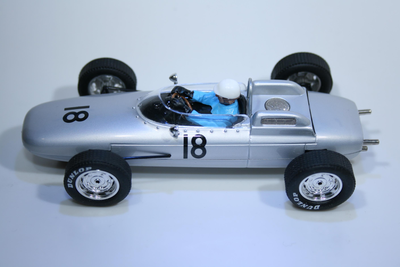 768 Porsche F1 804 1962 J Bonnier Cartrix 0027 2012 Boxed