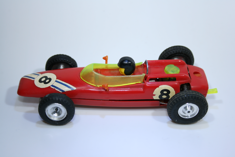 806 Porsche F1 804 1962 D Gurney Miniamil