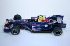 850 Red Bull RB2 2006 M Webber Carrera 27183 2007 Boxed