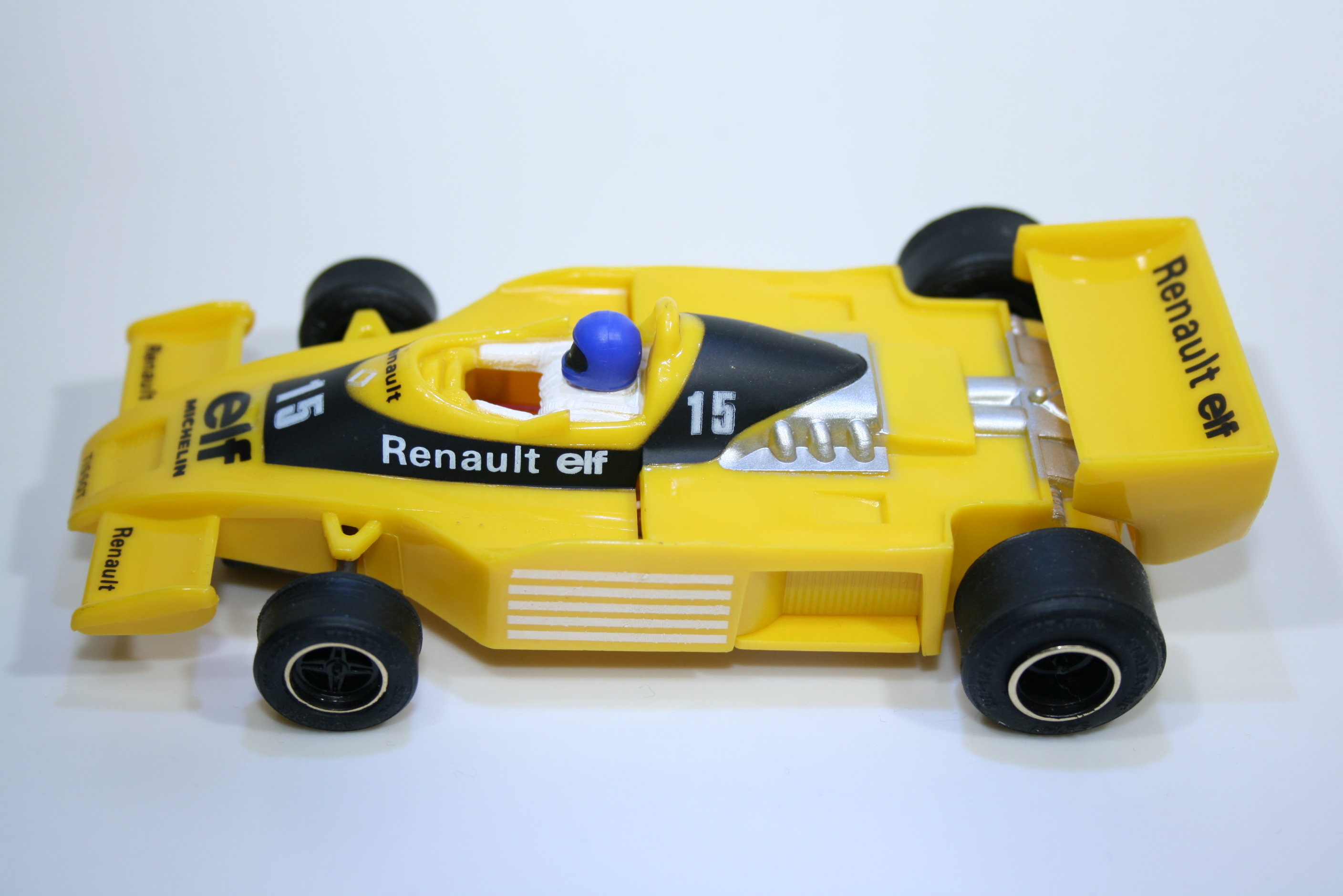 259 Renault RS01 1977-78 J P Jabouille Scalextric C134 1979-82 Boxed