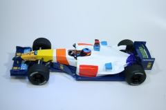 1417  Renault R25 2005 F Alonso Scalextric C2649 2005 Pre Production