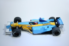 172 Renault R23 2003 F Alonso Scalextric C2398A 2003 Boxed