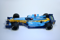 177 Renault R26 2006 F Alonso Scalextric C2723 2006 Boxed