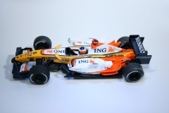 437 Renault R28 2008 F Alonso Carrera 27275 2008 Boxed