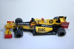 636 Renault R30 2010 R Kubika SCX A10040 2011 Boxed