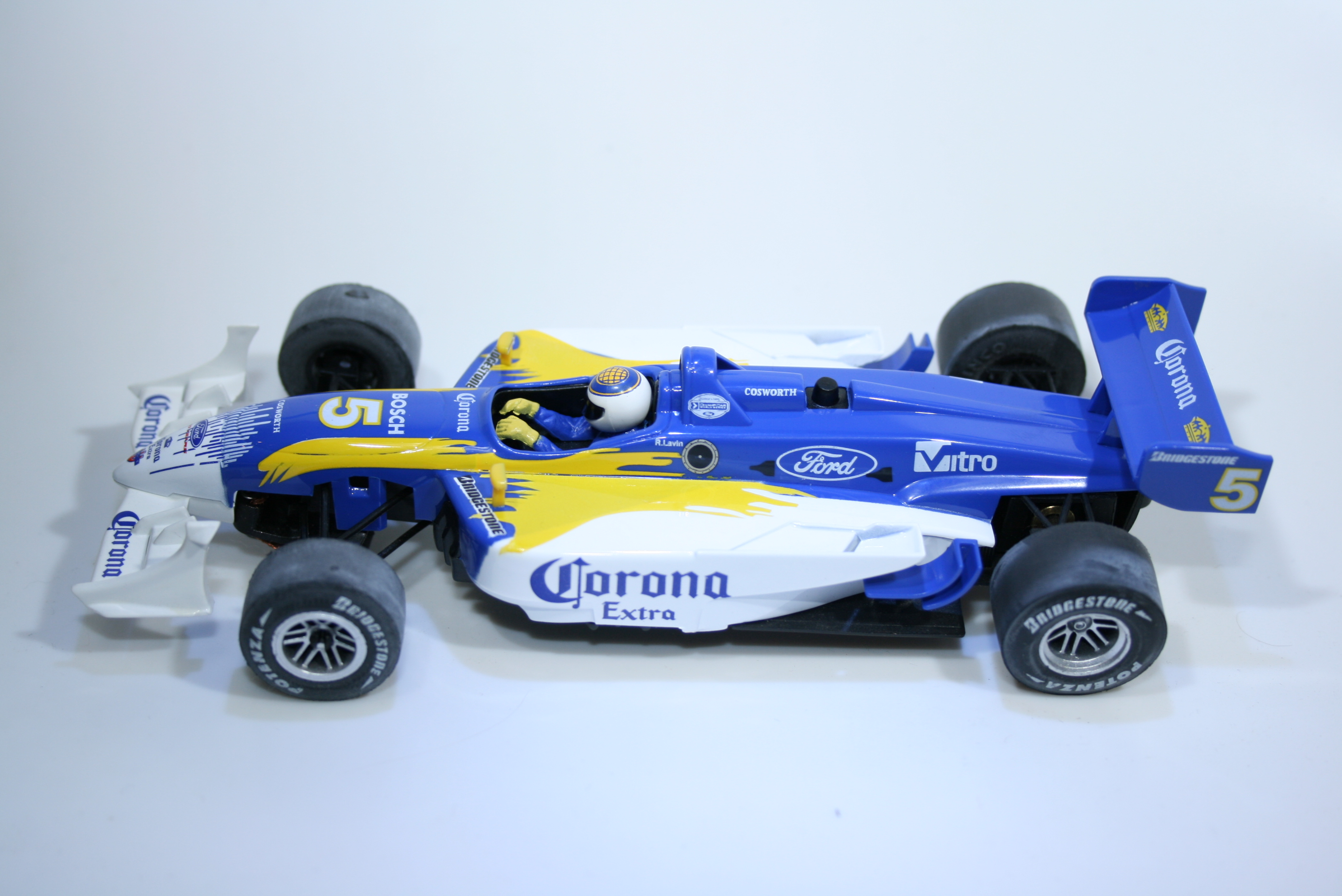70 Reynard Ford 2003 R Lavin Ninco 50341 2004 Boxed