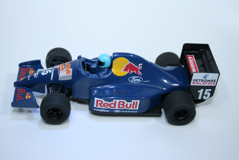 1047 Carrera Profi F1 Sauber 71444 1993-96 Boxed