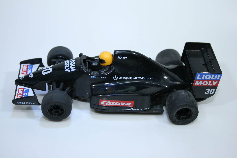 1557 Sauber C12 1993 J J Lehto Carrera Profi