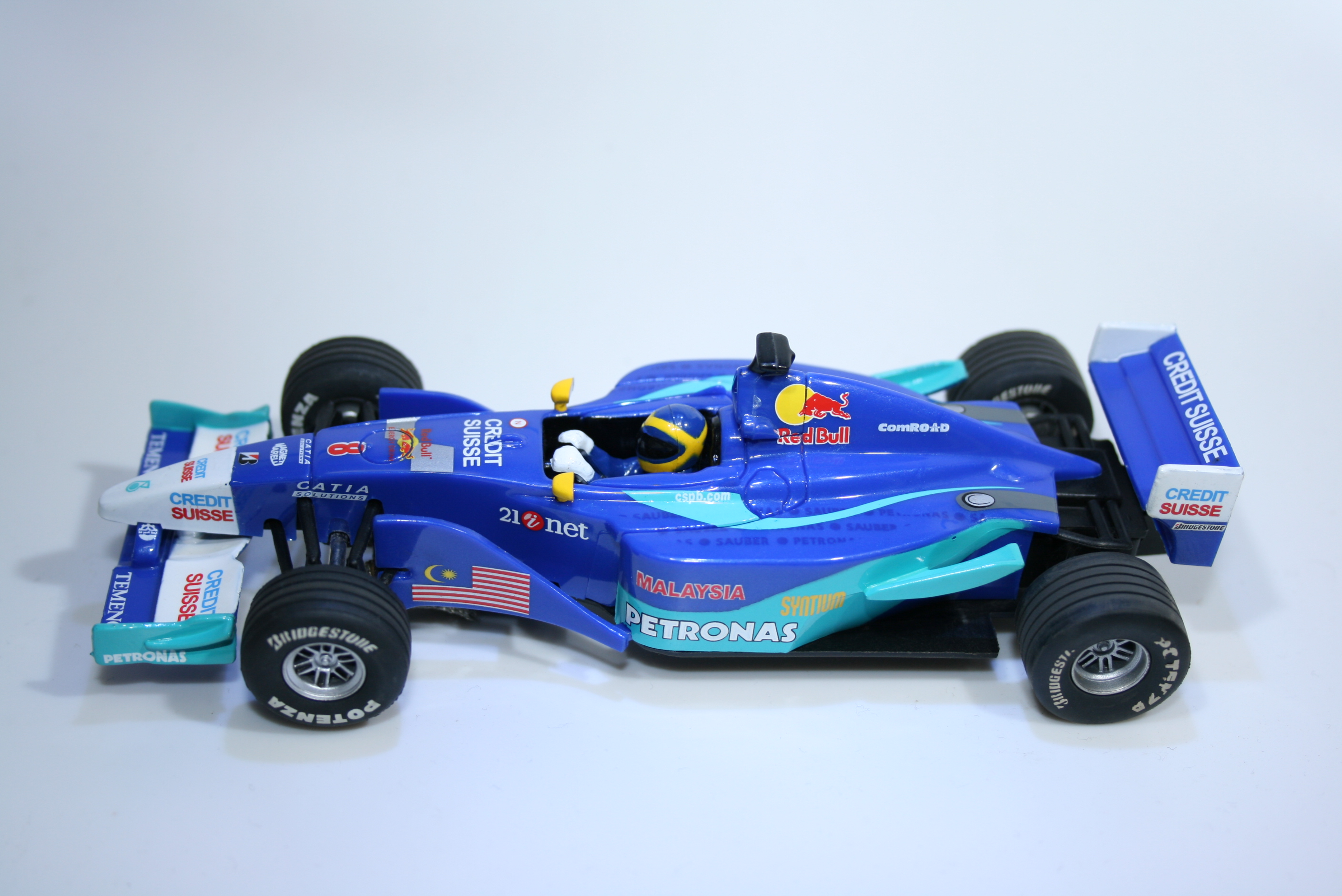 205 Sauber C21 2002 F Massa Carrera 25460 2003 Boxed