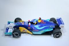 206 Sauber C22 2003 N Heidfeld Carrera 25723 2003 Boxed