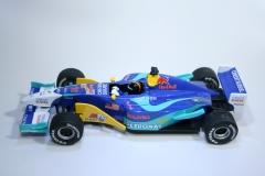 207 Sauber C22 2003 H H Frentzen Carrera 25724 2003 Boxed