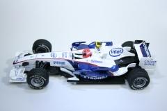456 BMW Sauber F107 2007 R Kubica Carrera 27247 2008 Boxed
