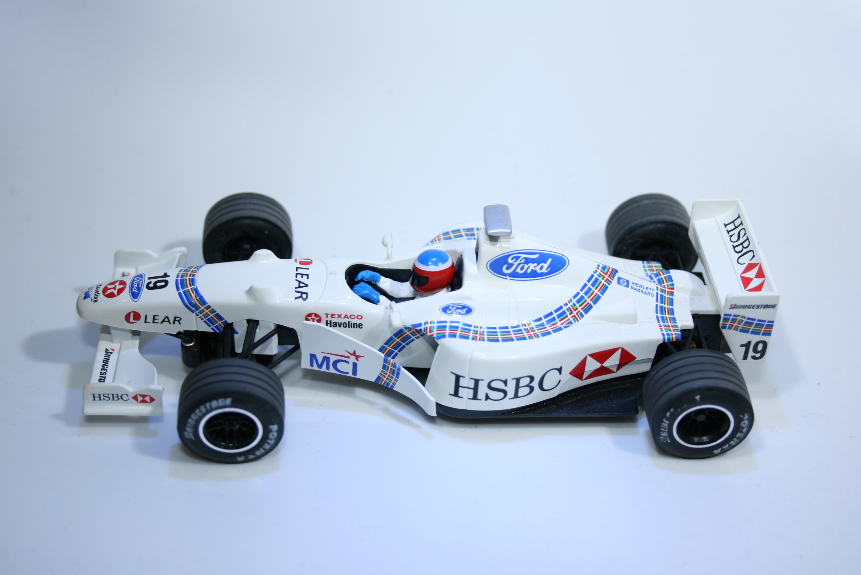 200 Stewart SF02 1998 J Magnussen Ninco 50186 1999 Boxed