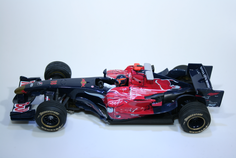 327 Toro Rosso STR1 2007 V Liuzzi Carrera 27184 2007 Boxed