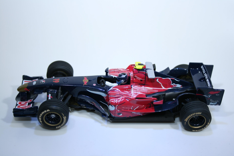 328 Toro Rosso STR1 2007 S Speed Carrera 27185 2007 Boxed
