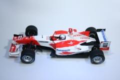 223 Toyota TF104 2005 J Trulli SCX 61740 2005 Boxed