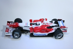 224 Toyota TF104 2005 J Trulli Carrera 25762 2005 Boxed