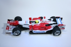 225 Toyota TF104 2005 R Schumacher Carrera 25763 2005 Boxed