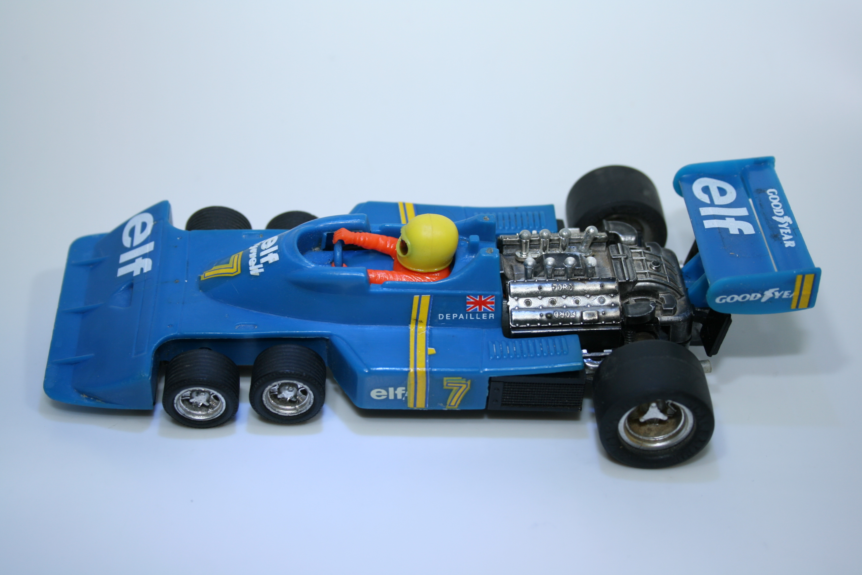 1069 Tyrrell P34 1976 P Depailler EXIN 4054 1977-89 Boxed