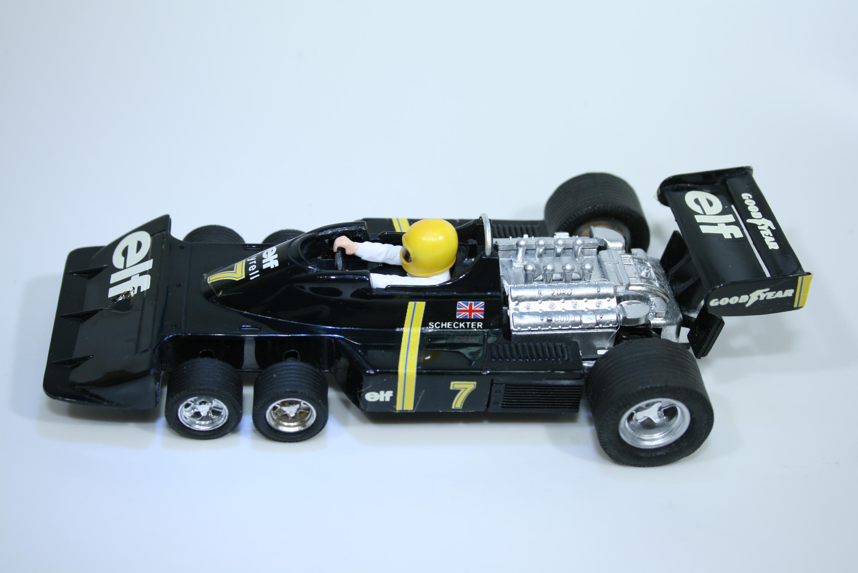 1441 Tyrrell P34 1976 J Scheckter Iberslot 4054 2019 Boxed