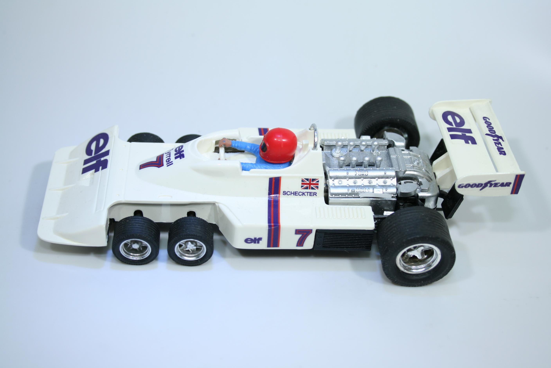 1442 Tyrrell P34 1976 J Scheckter Iberslot 4054 2019 Boxed