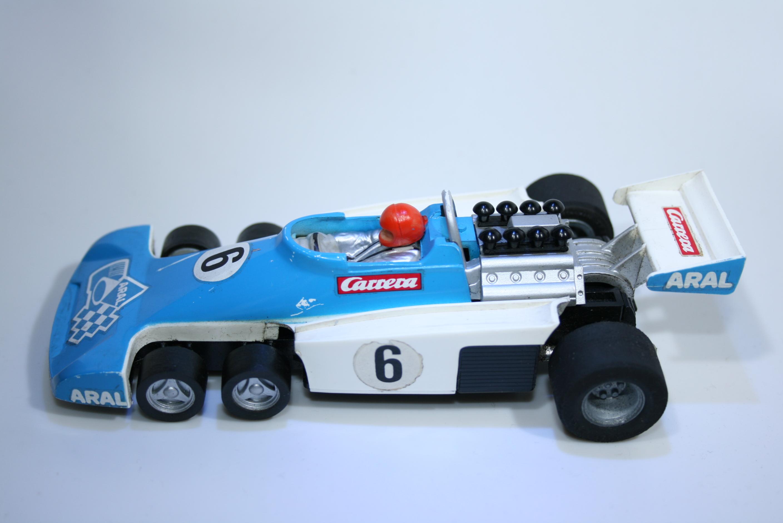 800 Tyrrell P34 1977-80 P Depailler Carrera 40410 1978-79