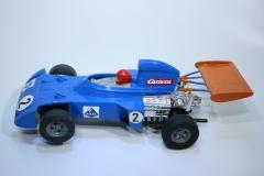 1017 Tyrrell 005 1972-74 J Stewart Carrera 40407 1975-79 Boxed