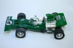 1255 Tyrrell 002 1970 J Stewart Scalextric C48 MEX 1970-72
