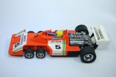 1261 Tyrrell P34 1976 P Depailler Scalextric 4054 1977-89