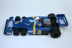1438 Tyrrell P34 1976 J Scheckter Scalextric C4084A 2020 Boxed Set