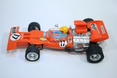 1550 Tyrrell 002 1970 J Stewart Exin Mex C48 1970-72