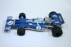 1591 Tyrrell 001 1970 J Stewart Scalextric C4161 2020 Boxed