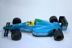 244 Tyrrell 018 1990 J Alesi Scalextric C430 1990